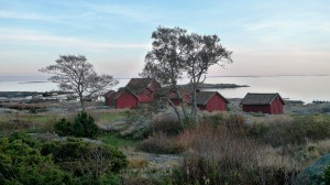 1. Fishermen's old houses Svartlöga